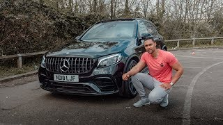 MERCEDES AMG GLC63 S *ULTIMATE DAILY*