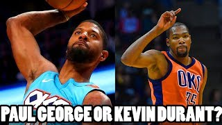 Gambar cover Will Paul George Have a Greater Legacy in Oklahoma City Than Kevin Durant?