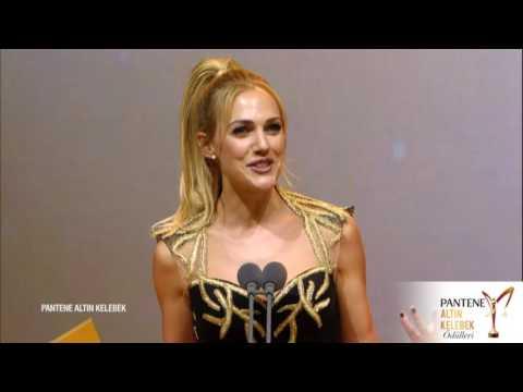 Pantene Altın Kelebek En İyi Erkek Oyuncu Ödülü - İlker Kaleli