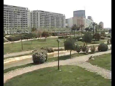 VALENCIA. Jardín del Túria: 14 TRAMO DE MONTEOLIVETE