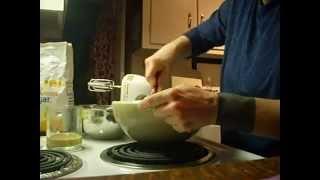 Citrus Sunrise Bundt Cake, Part 4