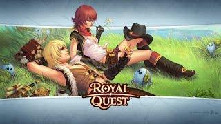 Royal Quest | Обзор : красивая MMORPG от Katauri.