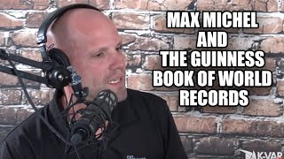 Max Michel and The Guinness Book of World Records // John Bartolo Show
