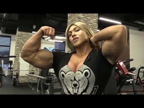 10 Female Bodybuilders Who Went Too Far