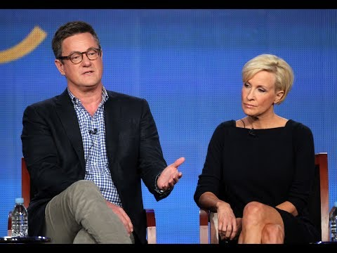 Thumbnail: Joe Scarborough slams Trump over Mika Brzezinski 'face-lift' tweets
