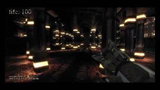 .kkrieger / The FPS Game in 96KB (Full Gameplay)