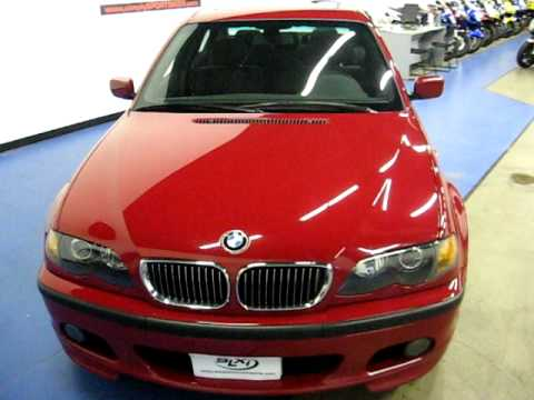 slxi cars for sale 2005 bmw 330i zhp red sn852 youtube. Black Bedroom Furniture Sets. Home Design Ideas