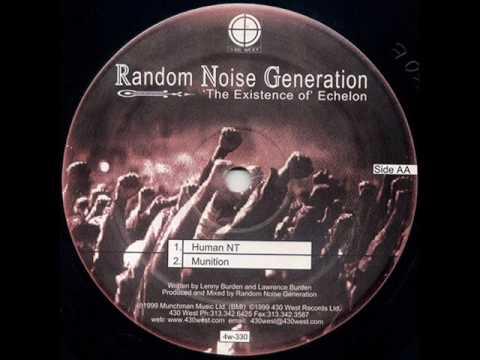Random Noise Generation - Human NT