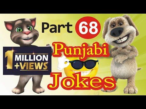 Download Youtube: Top Funny Jokes |  in Punjabi Talking Tom & Ben News  Episode 68