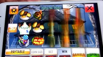 Trick or Treat play | FREE MOBILE and Online Gaming Slots