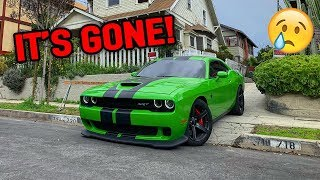Video-Search for stolen hellcat