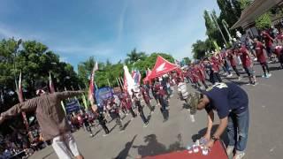 Mr Temon Holic dan  All Temon Holic -  Lungset - pembukaan Lomba SeJateng dan DIY - Purworejo