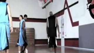 Уроки баскетбола от Майкла Редда. Используя заслоны
