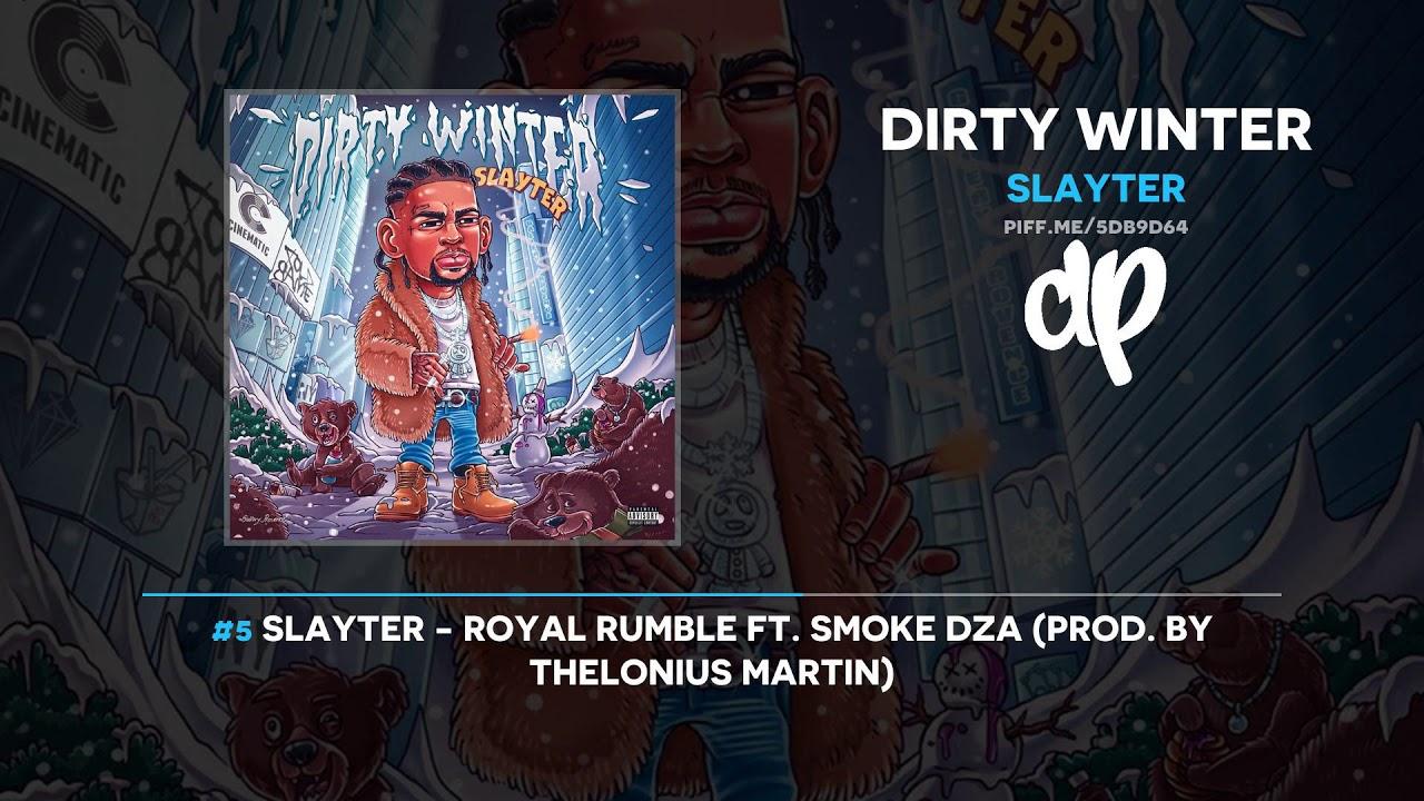 Slayter — Dirty Winter (FULL MIXTAPE)