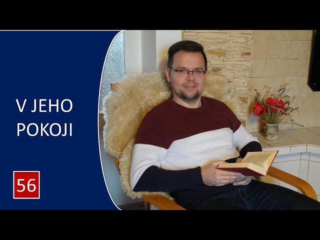 Nedělní kázání pro děti | V JEHO POKOJI | P. Roman Vlk