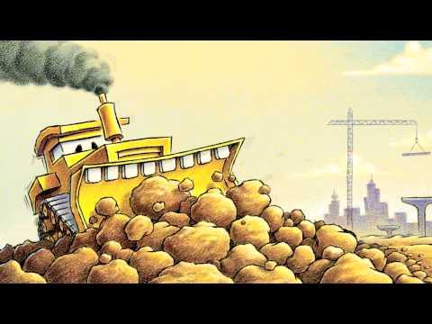 Goodnight, Goodnight, Construction Site by Sherri Duskey Rinker & Tom Lichtenheld -- Book Trailer