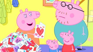 Peppa Pig Official Channel | Peppa Pig Celebrates Valentine's Day