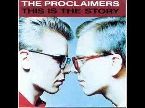 The Proclaimers  Over and Done With