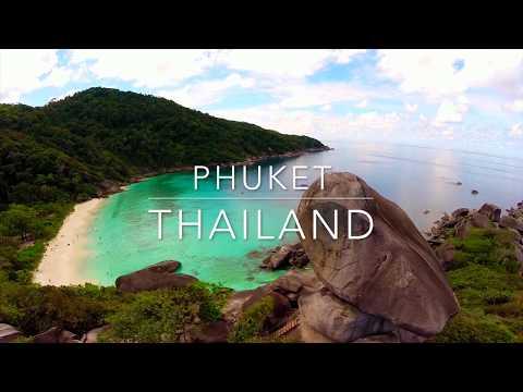Phuket, Thailand – April 2017