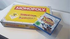 """Monopoly """" Zurück in die Zukunft """"   unboxinx"""