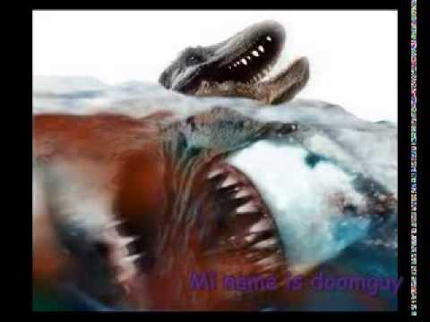 El Megalodon El Verdadero Terror del mar