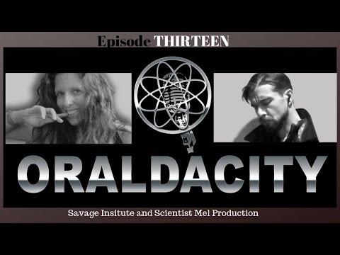 #Oraldacity - Episode THIRTEEN - Fallacious Farcical Facetious Flat Earth thumbnail