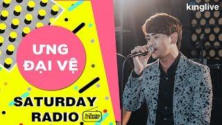 ĐÊM TRĂNG TÌNH YÊU ACOUSTIC - Ưng Đại Vệ [LIVE] - Saturday Radio | KingLive