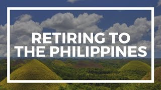 RETIRING IN THE PHILIPPINES: What to know about retiring in DAVAO CITY...