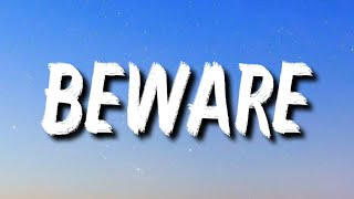 Big Sean - Beware(Lyrics) ft. Lil Wayne, Jhene Aiko [Tiktok Song]