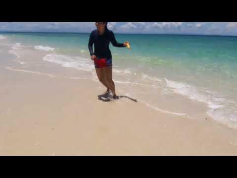 Bohol white sand Beach