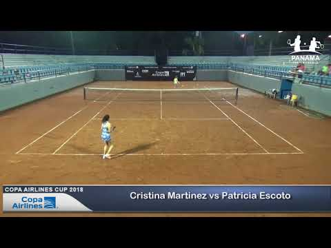 Cristina Martinez vs Patricia Escoto