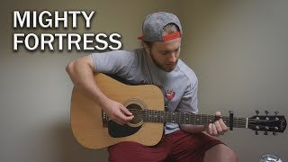 Mighty Fortress - Matt Maher   (Acoustic Cover by Zach Gonring)