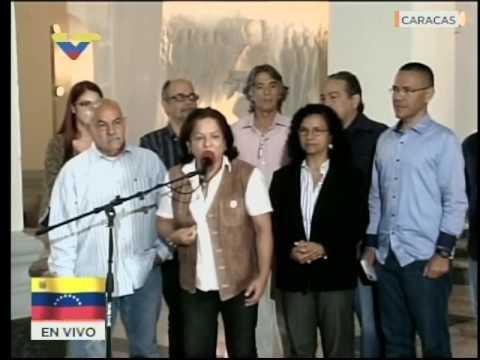 Comisión Presidencial para traslado de restos de Argimiro Gabaldón anuncia agenda