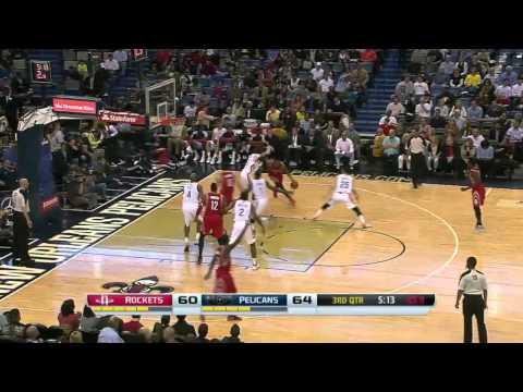 Houston Rockets vs New Orleans Pelicans | April 16, 2014 | NBA 2013-14 Season