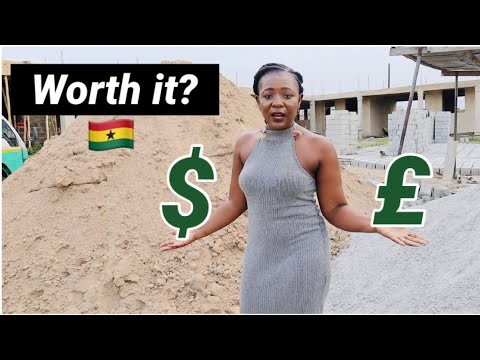 Ghana Building Costs - The Price Of Materials & Running A Building Business In Ghana (West Africa)