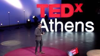 DYNAMO   Apostolos Kalfopoulos   TEDxAthens