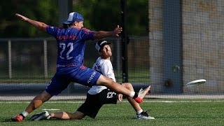 Best Throws of Week 8 AUDL