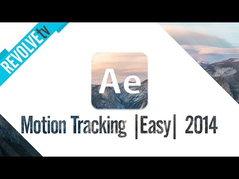 Basic Tracking Tutorial | After Effects CC 2014