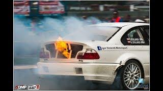 """Drift BMW E46 M3 V8 650KM S65B40 """"Burza"""" Igor Stolarek Motosport DMP Słomczyn"""