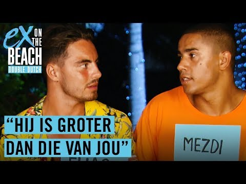 WEDDING MATERIAL, PLASTISCHE CHIRURGIE en PIEMELS | Ex on the Beach: Double Dutch – Most Likely Tag