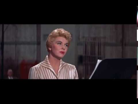 """Doris Day - """"Never Look Back"""" from Love Me Or Leave Me (1955)"""