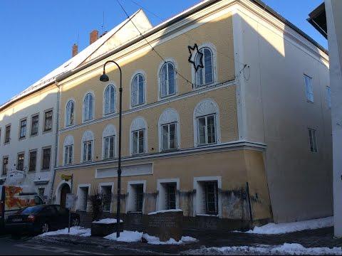 Дом, где родился Адольф Гитлер