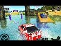FLOATING WATER SURFER CAR RACING BEACH DRIVING - Android Gameplay #Car Racing Video Games For Kids