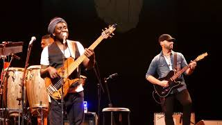 Richard Bona & Mandekan Cubano - 4 (La Villette Jazz Festival - Paris - September 2nd 2017)