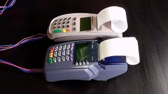 Super Mario Bros. Theme on 2 Credit Card Machines
