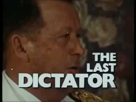 THE LAST DICTATOR - Alan Whicker in Stroessner's Paraguay