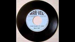 Billy Nix - Moon Twist & Your Flame Of Love