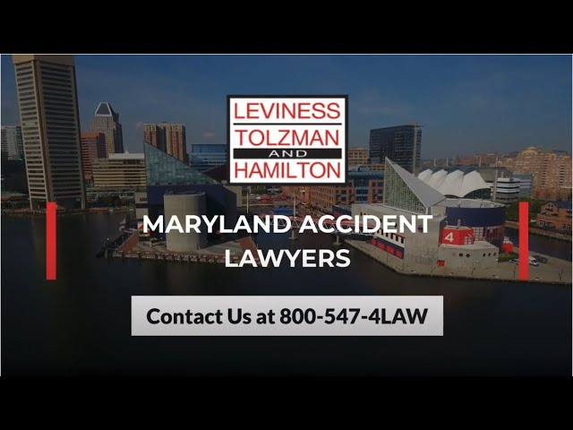 Maryland Accident Lawyers