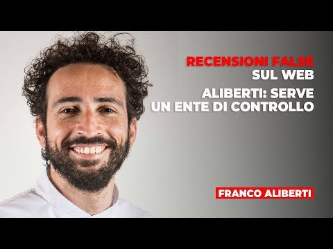 Recensioni false sul web, Aliberti: Serve un ente di controllo