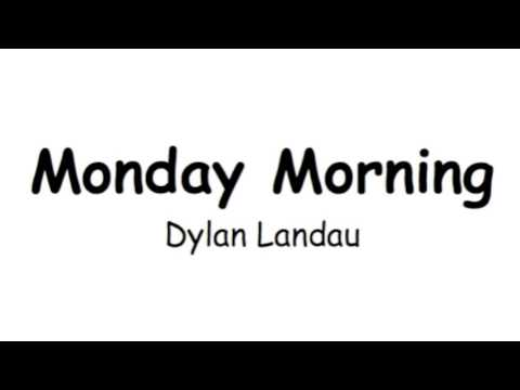 Monday Morning (Original)